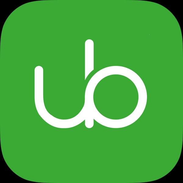 UB Fitness logo.