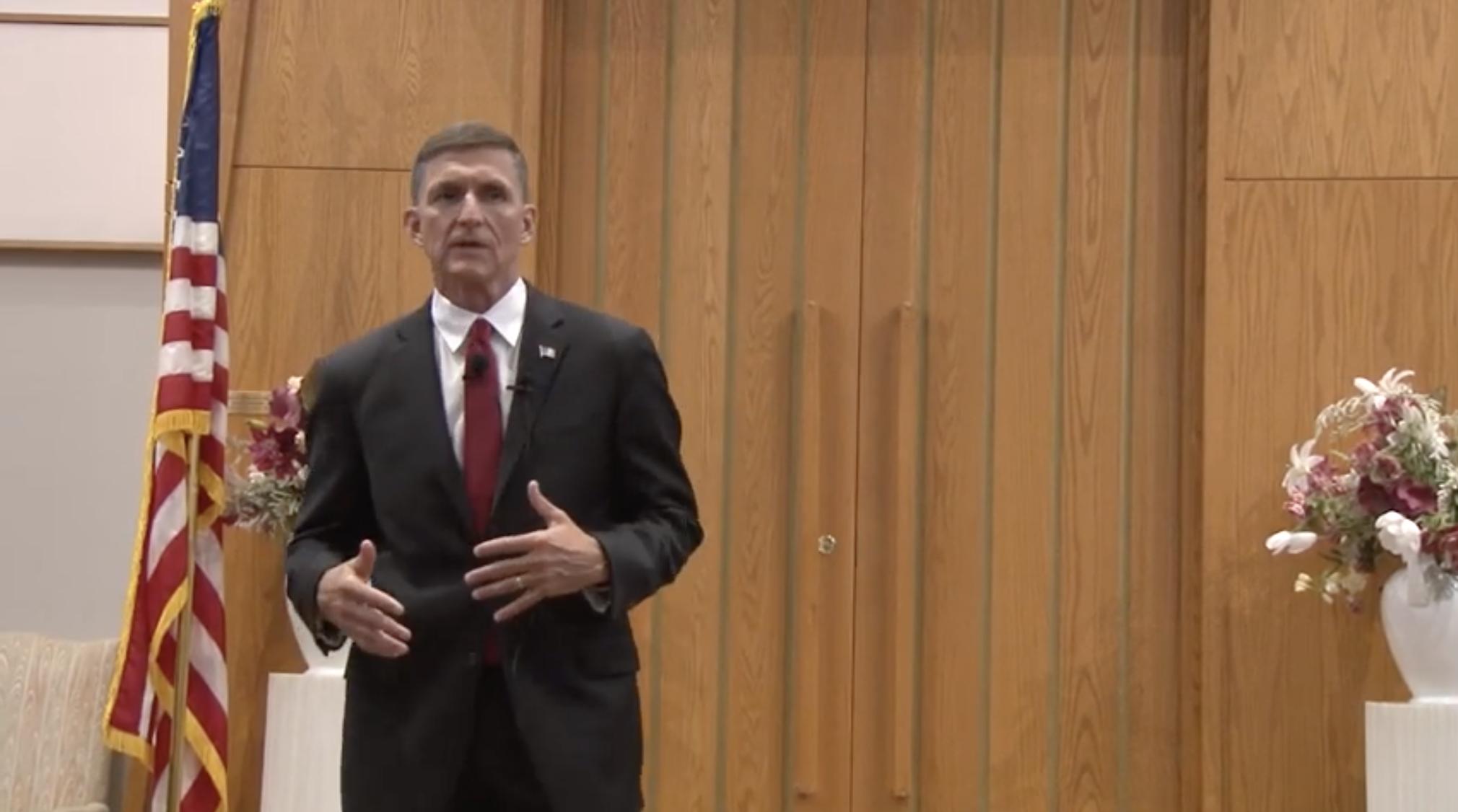 """""""Field of Fight"""" by Ret. Lt. Gen. Michael T. Flynn Video"""