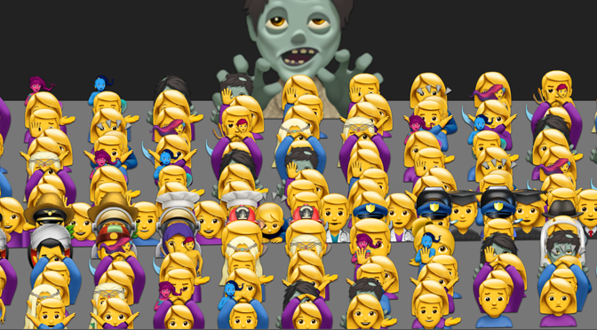 Zombie checkbox